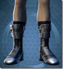 RD-12A Assault Boots - Male Front