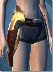 Revanite Avenger Female Belt