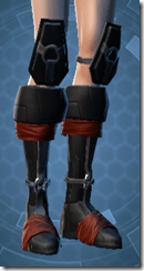 Revanite Avenger Female Boots