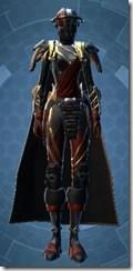 Revanite Avenger - Female Front