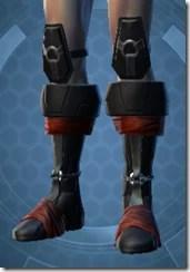 Revanite Avenger Male Boots