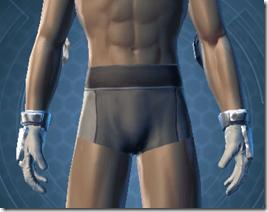Strategist Gloves - Male Front