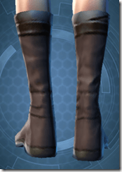 Street Footgear - Female Back