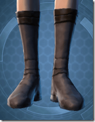 Street Footgear - Female Front