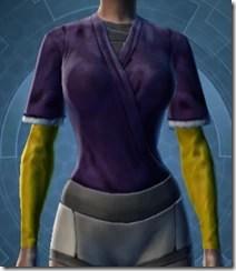 Street Vest Dyed