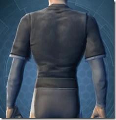 Street Vest - Male Back