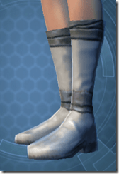 Synthleather Kneeboots - Female Left
