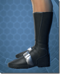 TD-02A Battle Boots - Male Left