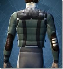 Talloran Scout's Jacket - Male Back