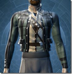 Talloran Scout's Jacket - Male Front