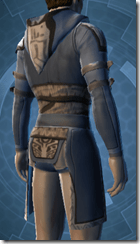 Temple Watchman's Vest - Male Right