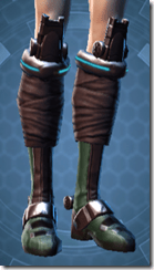 Tranquil Mystic Female Boots