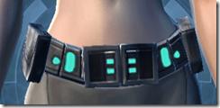 Traveler's Belt - Female Front
