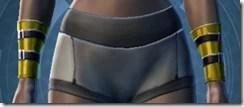 Traveler's Cuffs Dyed