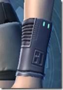 Traveler's Cuffs - Female Left