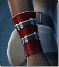 Traveler's Cuffs - Female Right