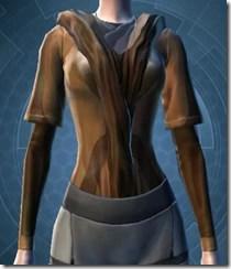 Traveler's Shirt - Female Front