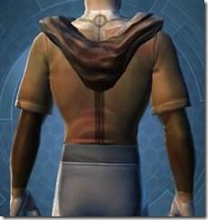 Traveler's Shirt - Male Back