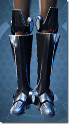 Vindicator's Boots - Female Front