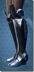 Vindicator's Boots - Female Left
