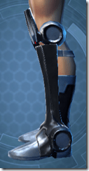 Vindicator's Boots - Male Left