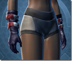 Acolyte Female gloves