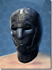 Acolyte Male Headgear
