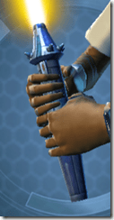 Acolyte's Lightsaber Front