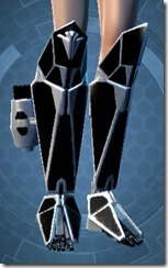 B-200 Cybernetic Female Boots