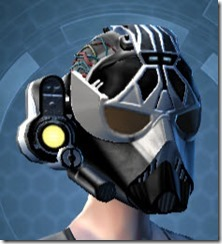 B-200 Cybernetic Female Helmet