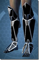 B-200 Cybernetic Male Boots