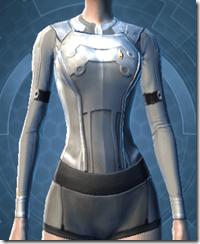 Battle Armor - Female Front