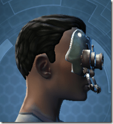 Battle Headguard - Female Right