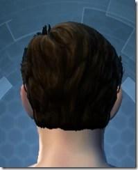 Battle Headguard - Male Back