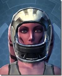 Blastguard Helmet MKII - Twi'lek Front