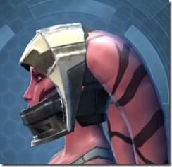 Blastguard Helmet MKII - Twi'lek Left