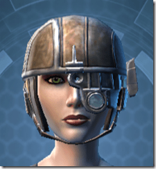 Brocart Cap - Female Front