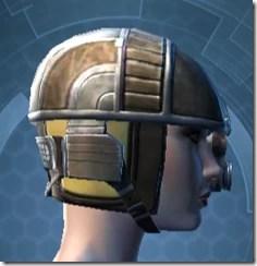 Brocart Cap - Female Right