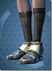 Brocart Footwear - Female Left