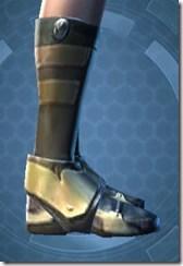 Brocart Footwear - Female Right