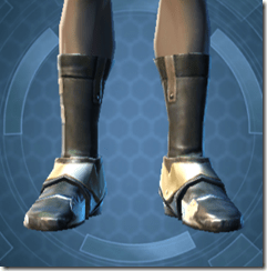 Brocart Footwear - Male Front