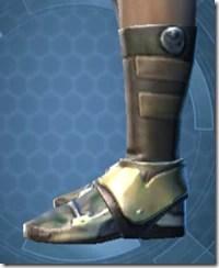 Brocart Footwear - Male Left