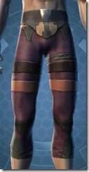Brocart Kilt - Male Front