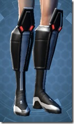 Dark Legionnaire Female Boots