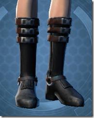 Elegant Duelist Female Boots
