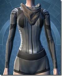 Guardsman's Chestguard - Female Front