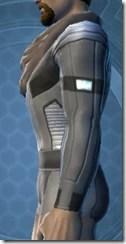 Guardsman's Chestguard - Male Left