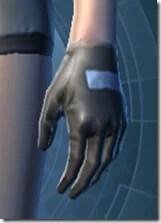 Guardsman's Gloves - Female Left