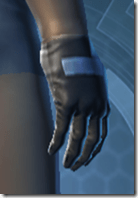 Guardsman's Gloves - Male Right