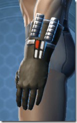 Indignation Handgear - Male Left